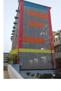 Cladding Systems in Bangalore | Metal Panel Cladding | HPL Cladding
